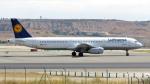 誘喜さんが、マドリード・バラハス国際空港で撮影したルフトハンザドイツ航空 A321-231の航空フォト(写真)