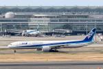 Y-Kenzoさんが、羽田空港で撮影した全日空 777-381/ERの航空フォト(写真)