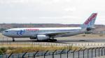 誘喜さんが、マドリード・バラハス国際空港で撮影したエア・ヨーロッパ A330-243の航空フォト(写真)