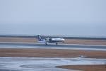 ひこ☆さんが、中部国際空港で撮影したANAウイングス DHC-8-402Q Dash 8の航空フォト(写真)
