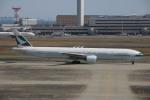 A350XWB-HNDさんが、羽田空港で撮影したキャセイパシフィック航空 777-367の航空フォト(写真)