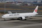 A350XWB-HNDさんが、羽田空港で撮影した日本航空 777-346/ERの航空フォト(写真)