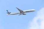 yuitaさんが、羽田空港で撮影した全日空 777-381/ERの航空フォト(写真)