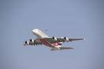 サチさんが、ドバイ国際空港で撮影したエミレーツ航空 A380-861の航空フォト(写真)