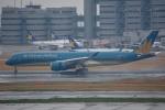 SKY☆101さんが、羽田空港で撮影したベトナム航空 A350-941XWBの航空フォト(写真)