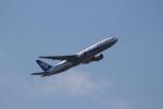 yuitaさんが、羽田空港で撮影した全日空 777-281の航空フォト(写真)