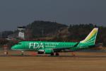 ケンジウムさんが、広島空港で撮影したフジドリームエアラインズ ERJ-170-200 (ERJ-175STD)の航空フォト(写真)