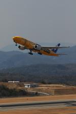 ケンジウムさんが、広島空港で撮影した全日空 777-281/ERの航空フォト(写真)