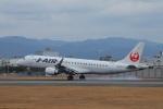 空が大好き!さんが、伊丹空港で撮影したジェイ・エア ERJ-190-100(ERJ-190STD)の航空フォト(写真)