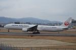空が大好き!さんが、伊丹空港で撮影した日本航空 777-346の航空フォト(写真)