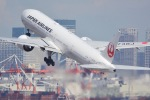 Triton-Blueさんが、羽田空港で撮影した日本航空 777-346/ERの航空フォト(写真)