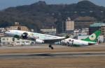 青春の1ページさんが、福岡空港で撮影したエバー航空 A330-302Xの航空フォト(写真)