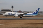 Shiro_ichiganさんが、伊丹空港で撮影した全日空 787-881の航空フォト(写真)