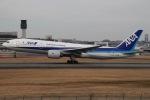 Shiro_ichiganさんが、伊丹空港で撮影した全日空 777-281の航空フォト(写真)