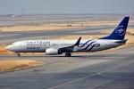 sky77さんが、関西国際空港で撮影した大韓航空 737-8B5の航空フォト(写真)