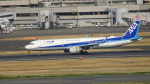 JUNさんが、羽田空港で撮影した全日空 A321-211の航空フォト(写真)