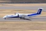 ドリさんが、福島空港で撮影したANAウイングス DHC-8-402Q Dash 8の航空フォト(写真)