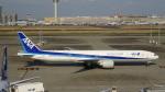 JUNさんが、羽田空港で撮影した全日空 777-381/ERの航空フォト(写真)