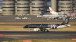JUNさんが、羽田空港で撮影したスターフライヤー A320-214の航空フォト(写真)