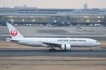 B747‐400さんが、羽田空港で撮影した日本航空 777-246/ERの航空フォト(写真)