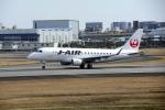 ななにさんが、伊丹空港で撮影したジェイ・エア ERJ-170-100 (ERJ-170STD)の航空フォト(写真)