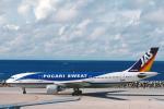 菊池 正人さんが、那覇空港で撮影した日本エアシステム A300B4-622Rの航空フォト(写真)