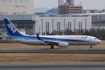 HEATHROWさんが、伊丹空港で撮影した全日空 737-881の航空フォト(写真)