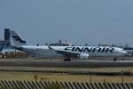 よしポンさんが、成田国際空港で撮影したフィンエアー A330-302Xの航空フォト(写真)