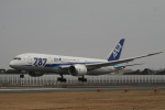 endress voyageさんが、伊丹空港で撮影した全日空 787-881の航空フォト(写真)