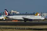 よしポンさんが、成田国際空港で撮影したマカオ航空 A320-232の航空フォト(写真)
