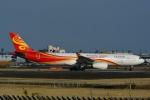 よしポンさんが、成田国際空港で撮影した香港航空 A330-343Xの航空フォト(写真)