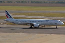 kansai-spotterさんが、ウィーン国際空港で撮影したエールフランス航空 A321-211の航空フォト(写真)