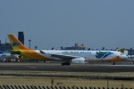 よしポンさんが、成田国際空港で撮影したセブパシフィック航空 A330-343Eの航空フォト(写真)