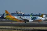 よしポンさんが、成田国際空港で撮影したセブパシフィック航空 A320-214の航空フォト(写真)