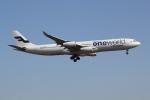 white_tailさんが、成田国際空港で撮影したフィンエアー A340-313Xの航空フォト(写真)