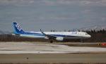 いっちんさんが、秋田空港で撮影した全日空 A321-211の航空フォト(写真)