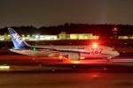 ぷぅぷぅまるさんが、成田国際空港で撮影した全日空 787-881の航空フォト(写真)