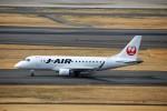 ハム太郎さんが、羽田空港で撮影したジェイ・エア ERJ-170-100 (ERJ-170STD)の航空フォト(写真)