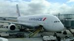 mealislandさんが、パリ シャルル・ド・ゴール国際空港で撮影したエールフランス航空 A380-861の航空フォト(写真)