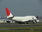 mealislandさんが、成田国際空港で撮影した日本航空 747-446の航空フォト(写真)