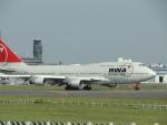 mealislandさんが、成田国際空港で撮影したノースウエスト航空 747-451の航空フォト(写真)