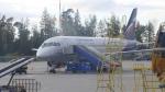 mealislandさんが、シェレメーチエヴォ国際空港で撮影したアエロフロート・ロシア航空 100-95Bの航空フォト(写真)
