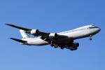 青帯さんが、成田国際空港で撮影したキャセイパシフィック航空 747-867F/SCDの航空フォト(写真)