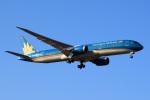 青帯さんが、成田国際空港で撮影したベトナム航空 787-9の航空フォト(写真)