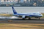 コージーさんが、羽田空港で撮影した全日空 787-881の航空フォト(写真)