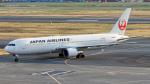 コージーさんが、羽田空港で撮影した日本航空 767-346の航空フォト(写真)