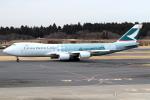 KAW-YGさんが、成田国際空港で撮影したキャセイパシフィック航空 747-867F/SCDの航空フォト(写真)