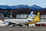 Dojalanaさんが、函館空港で撮影したバニラエア A320-216の航空フォト(写真)
