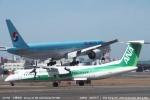 tabi0329さんが、福岡空港で撮影したANAウイングス DHC-8-402Q Dash 8の航空フォト(写真)