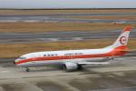 きったんさんが、中部国際空港で撮影した日本トランスオーシャン航空 737-446の航空フォト(写真)